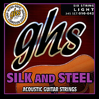 GHS Silk&Steel Acoustic *