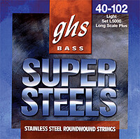 GHS Super Steels Bass Electric *