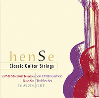 Hense Classic Carbon Strings *
