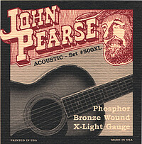 J. Pearse Phosphor Bronze Acoustic *