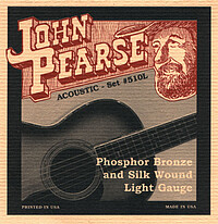 J. Pearse Phosphor Bronze Silk Acoustic*