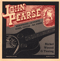 J. Pearse Resophonic Acoustic *