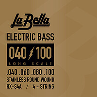 La Bella RX-​Series Bass Stainless Steel*