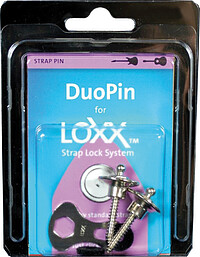 Loxx Security Lock DuoPin stainl. steel