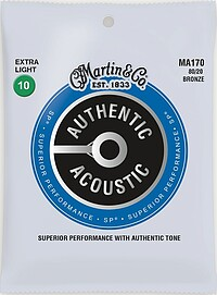 Martin Authentic Acoustic SP Bronze *