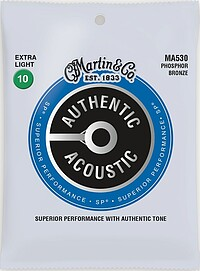 Martin Authentic Acoustic SP Ph. Bronze*