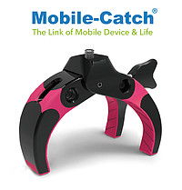 Mobile Catch King-of-Kings Clamp pink