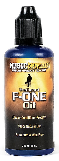 Nomad MN105 Fretboard F-​One Oil