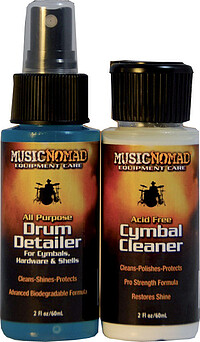 Nomad MN117 Drum&Cymbal Care Trial Kit