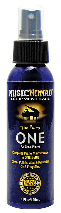 Nomad MN130 Piano ONE Polish & Cleaner