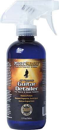 Nomad MN152 Guitar Detailer Tech Size