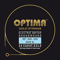 Optima gold Electric *