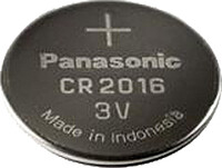 Panasonic 3V Lithium Power CR-​2016 (1)