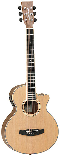 Tanglewood DBTTCEBW Disc. Exotic Travel