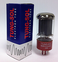 Tung-​Sol 5881 Power Amp Tube / Paar